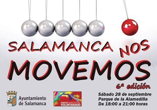 """6ª edición """"Salamanca Nos Movemos"""""""