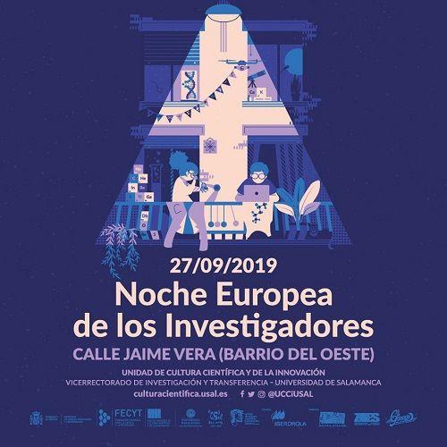 Noche Europea de los Investigadores en el Barrio del Oeste