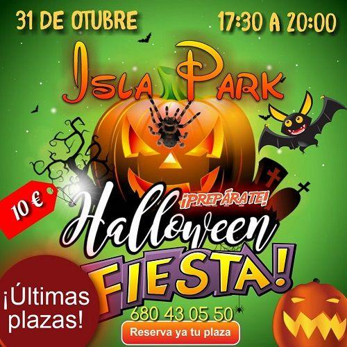 Isla Park y su Halloween