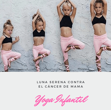 Yoga infantil Luna Serena