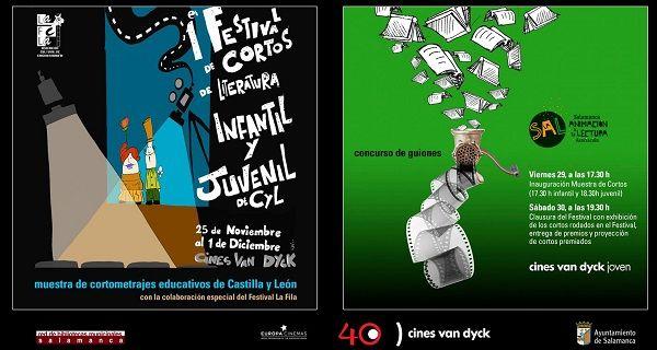 Festival de Cortos de Literatura Infantil y Juvenil de Castilla y León