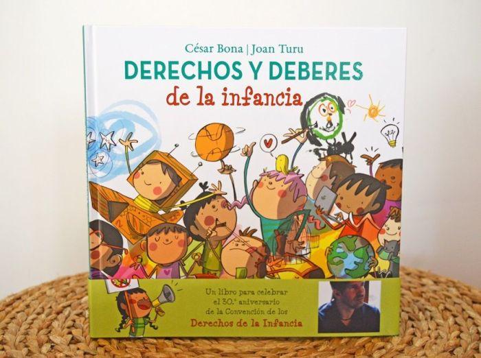 """César Bona ha escrito para Beascoa """"Derechos y deberes de la infancia"""""""