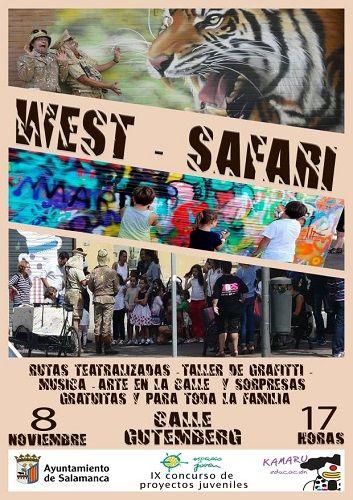 West Safari por el Barrio del Oeste