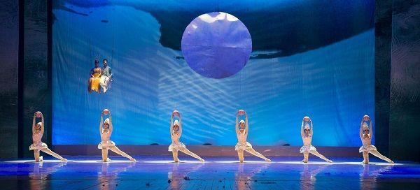 """""""Dream Journey"""", el Gran Circo Acrobático de China en el CAEM"""