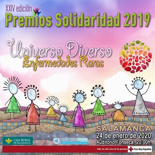 XXIV Gala de los Premios Solidaridad 2019