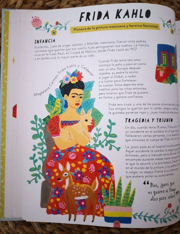 Frida Kahlo, pionera de la pintura mexicana y heroína feminista