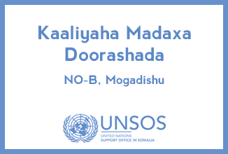 KAALIYAHA MADAXA DOORAHSADA