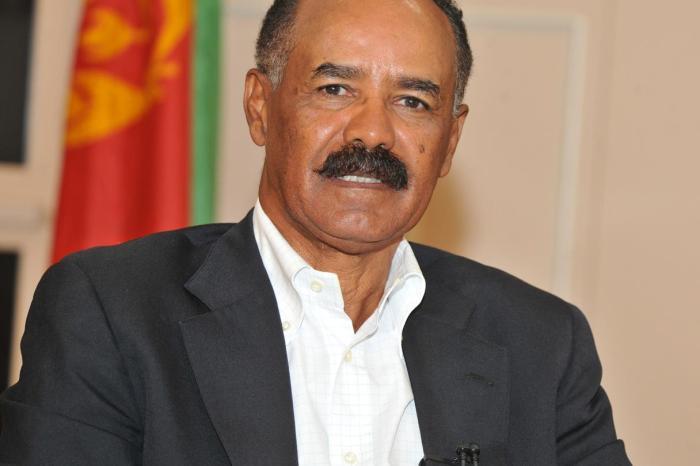 Madaxwaynaha Eritrea oo ka baaqday ka qaybgalka shir madaxeedka IGAD