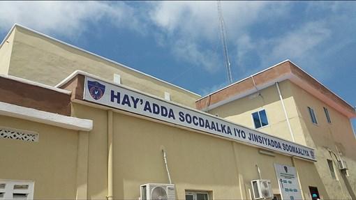 HSJS oo Hakisay Qabashada Codsiyada Baasaboorka