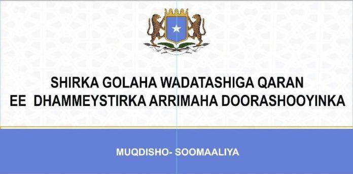 Wadaxaajoodyadii Doorashada Soomaaliya oo Burburay