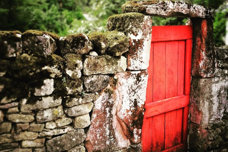 Urlaubstagebuch #6: Die Tür 1