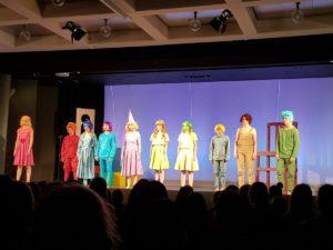 Das letzte Mal.... Theater! 2