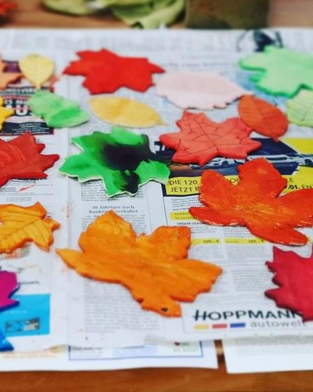 Unterrichtsprojekte im Herbst 14