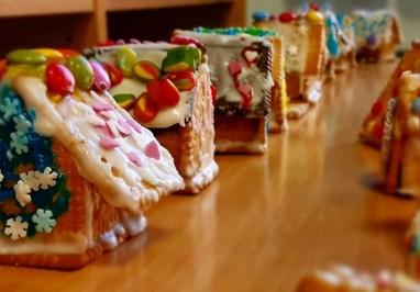 Weihnachtsfest und weitere Projekte. 1