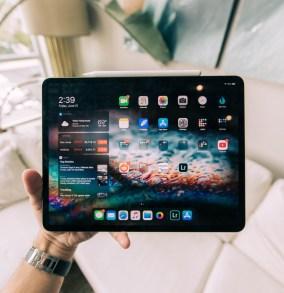 Mose würde ein iPad nutzen. 1