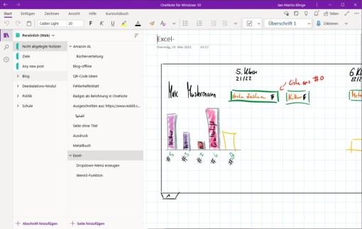 Pfingsten mit Excel 1