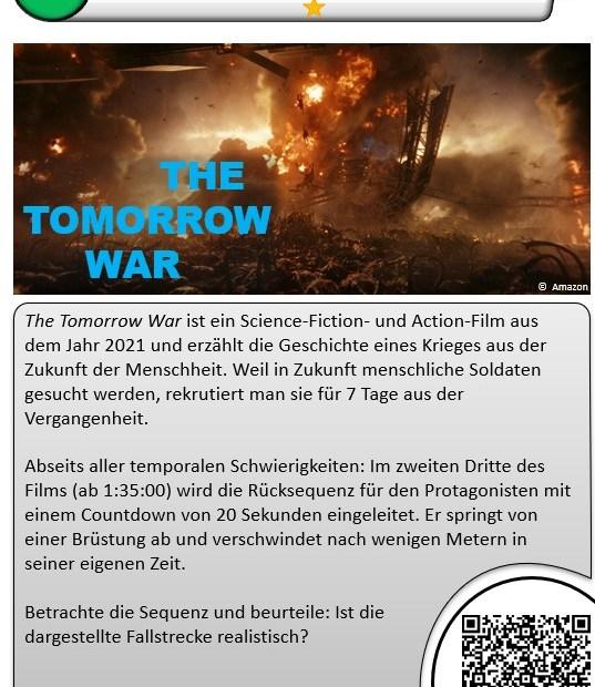 Filmphysik: The Tomorrow War 25