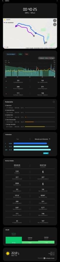 """Technik: """"Galaxy Watch 4"""" vs. """"Gear S3"""" 2"""