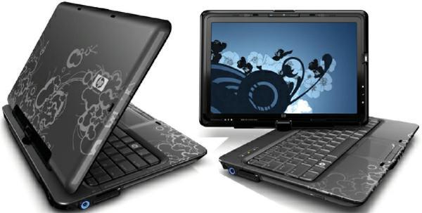 HP Touchsmart TX2 (Rezension) 1