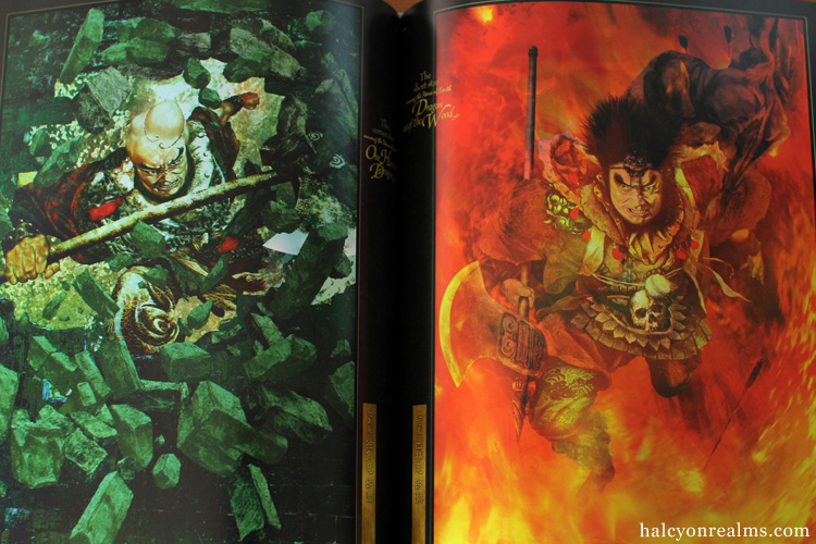 Kimiya Masago – Water Margin 108 Outlaws Art Book