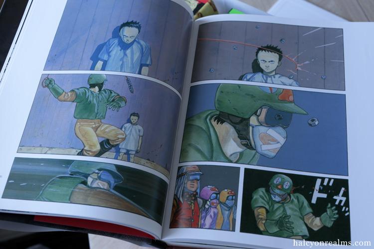 Akira 35th Anniversary Box Set Manga Review