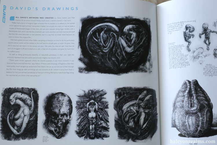 The Art And Making Of Alien Covenant Book Review