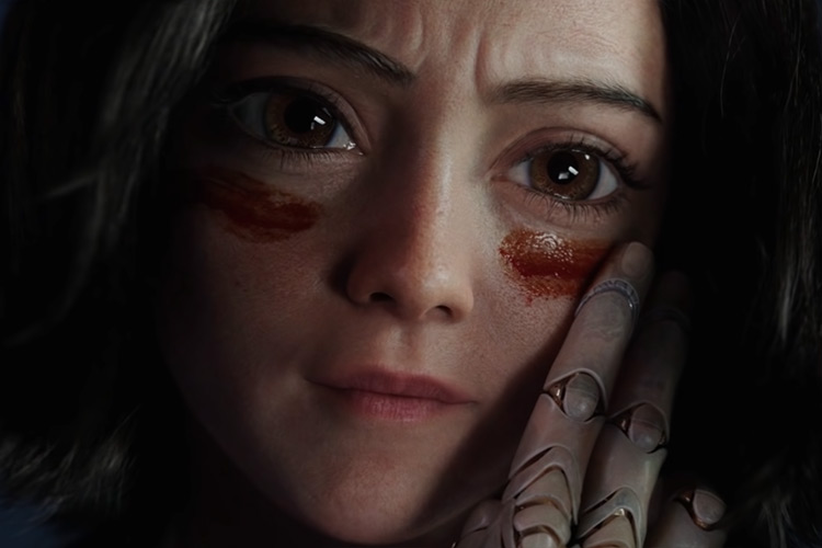 Creating Realistic CGI Skin For Alita : Battle Angel - Short VFX Documentary