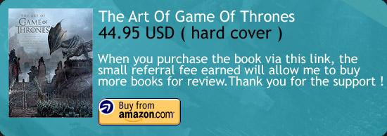 The Art Of Game Of Thrones Amazon Buy Link