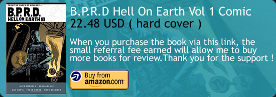 B.P.R.D - Hell On Earth Vol 1 Amazon Buy Link