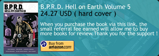 B.P.R.D - Hell On Earth Vol 5 Amazon Buy Link