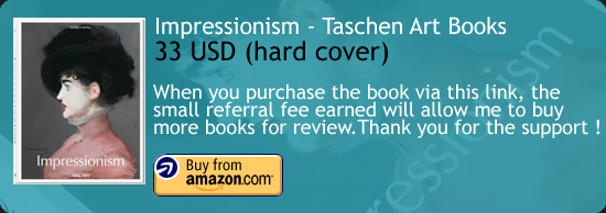 Impressionism - Taschen Art Book Amazon Buy Link