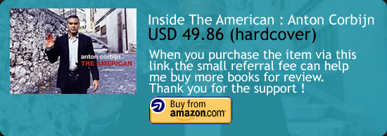 Inside The American - Anton Corbijn Amazon Buy Link