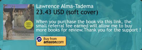 Lawrence Alma-Tadema Art Book Phaidon Amazon Buy Link