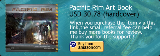 Pacific Rim Art Book Amazon Buy Link