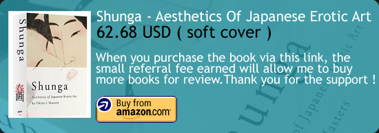 Shunga - Aesthetics Of Japanese Erotic Art Amazon Buy Link