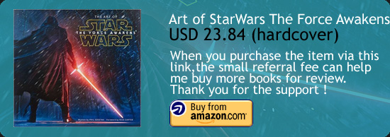 The Art Of Star Wars The Force Awakens Book Amazon Buy Link