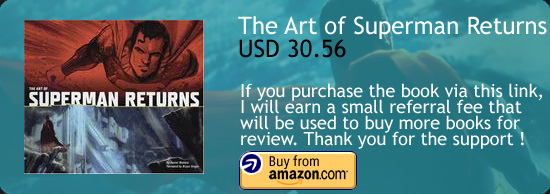 The Art Of Superman Returns - Bryan Singer Amazon Buy Link