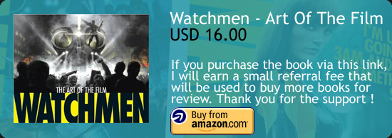 Watchmen - The Art Of The Film Book Amazon Buy Link