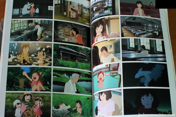 Animestyle Magazine Issue 1 - Wolf Children