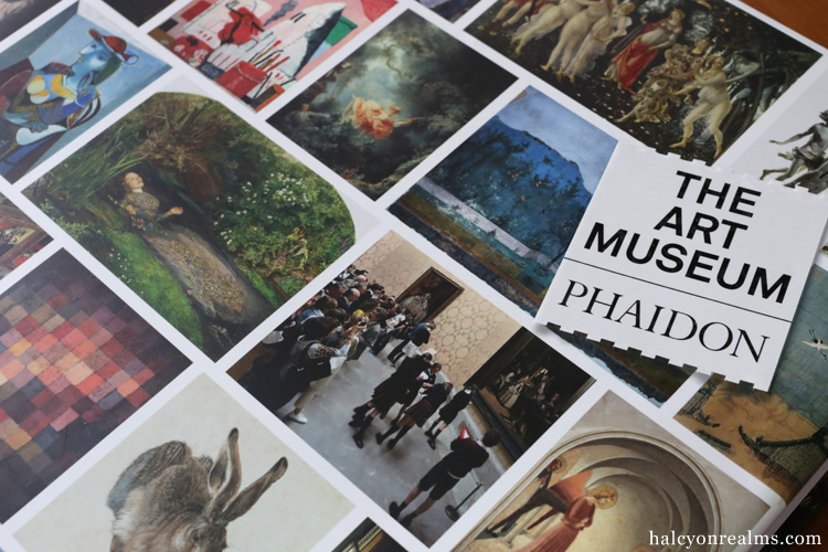 The Art Museum (Phaidon) Book