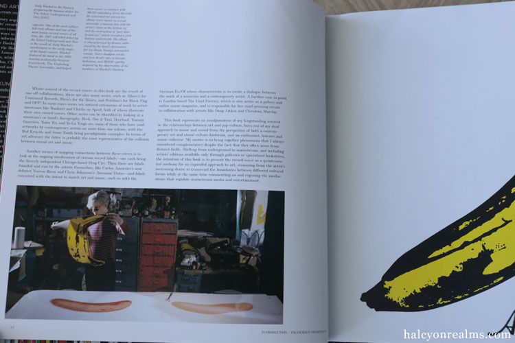 Art Record Covers Book Review Taschen