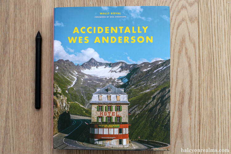 Accidentally Wes Anderson Photography Book Review