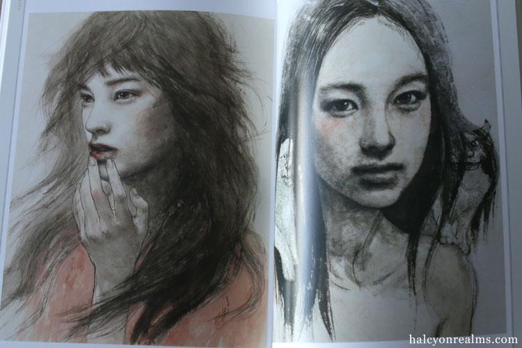 Bijinga Zukushi - Japanese Beauties Art Book Review