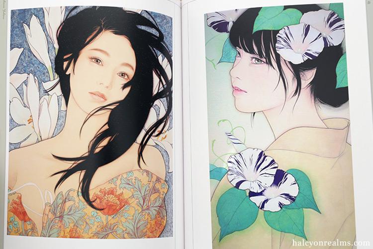 Bijinga Zukushi 3 – Japanese Beauties Art Book Review 美人画づくし参 画集