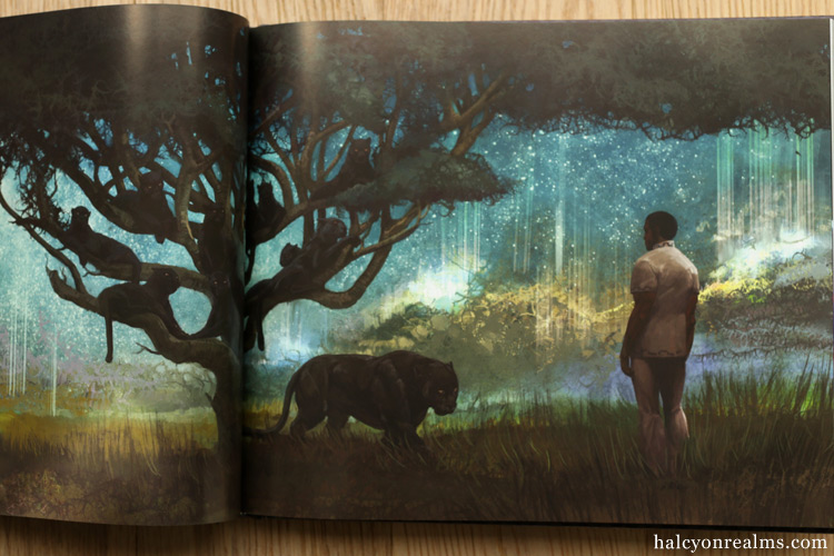 The Art Of Black Panther Book Review