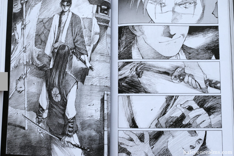 Blade of the Immortal Deluxe Volume 2 Manga Review