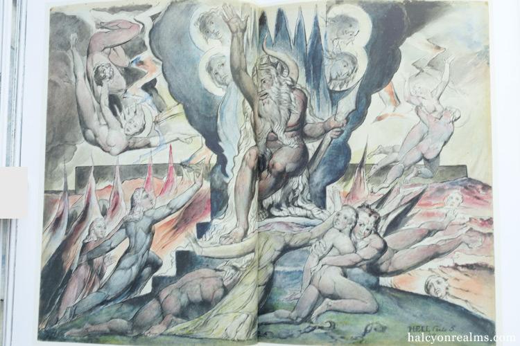 William Blake - Dante's Divine Comedy Art Book Review ( Taschen )