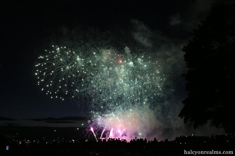 Celebration Of Light - Sunset Beach, Vancouver
