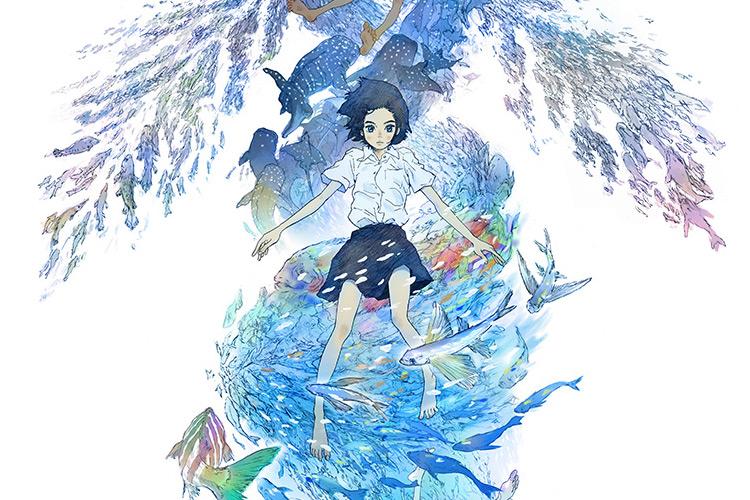 Children Of The Sea Manga Gets Anime Adaptation