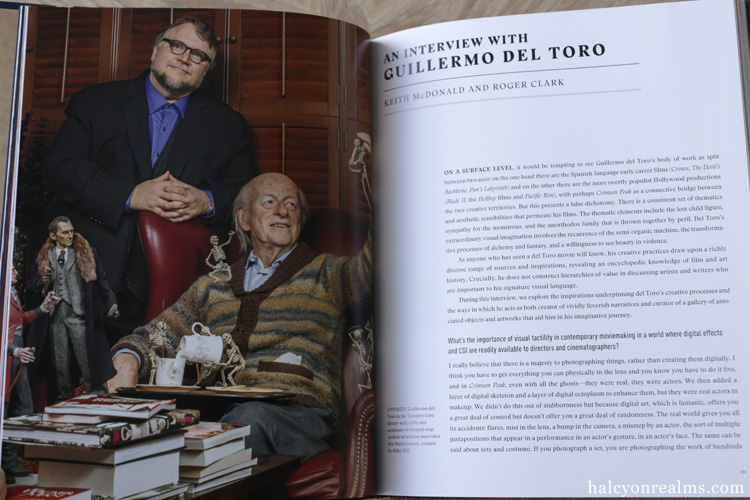 Guillermo del Toro : At Home with Monsters Book Review